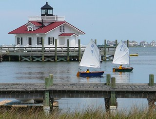 Roanoke Marshes Replica Lighthouse in Manteo, North Carolina | by davensuze (Seriously, I'm not Ted Raynor)