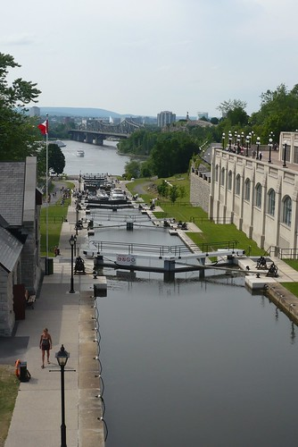 Rideau Canal in Ottawa | by pegase1972