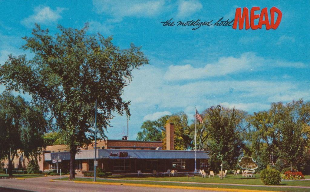 Hotel Mead - Wisconsin Rapids, Wisconsin
