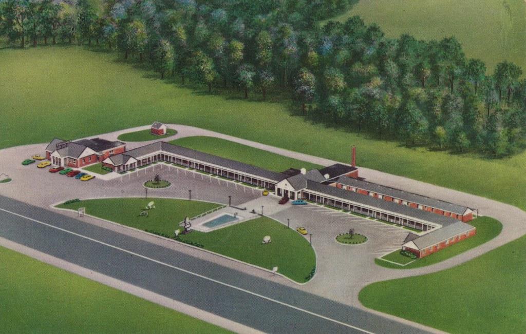 Belco Motor Court & Restaurant - Emporia, Virginia