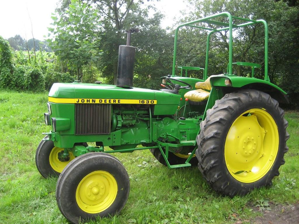 John Deere 1630 : John deere tractor nic wichers