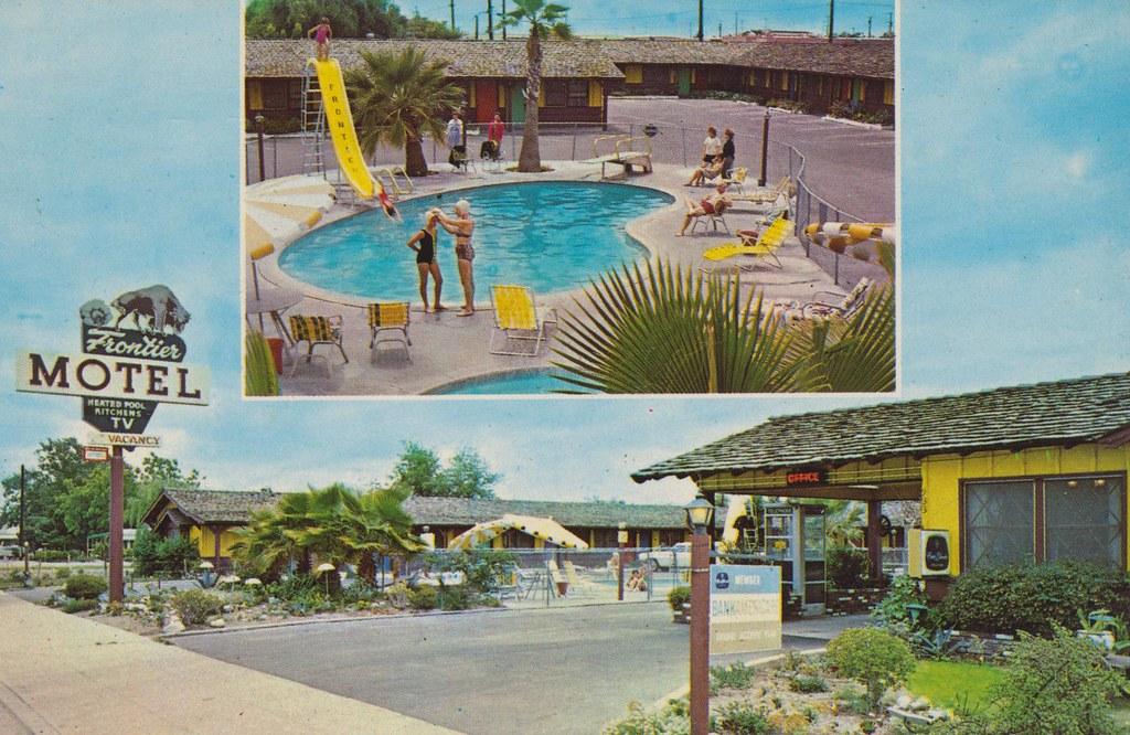 Frontier Motel - Anaheim, California