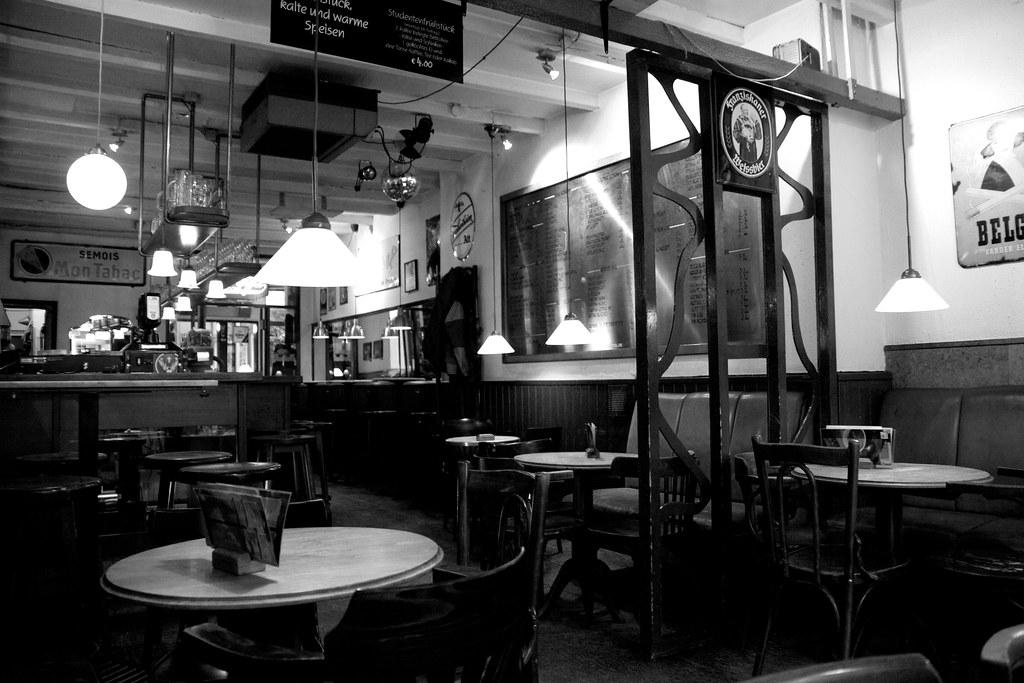 Cafe Kittel Aachen Speisekarte