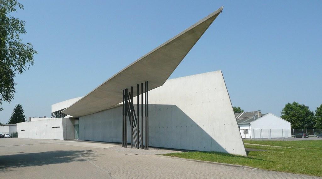 Fire Station | Vitra Campus - Weil am Rhein | Zaha Hadid ... Cheetah