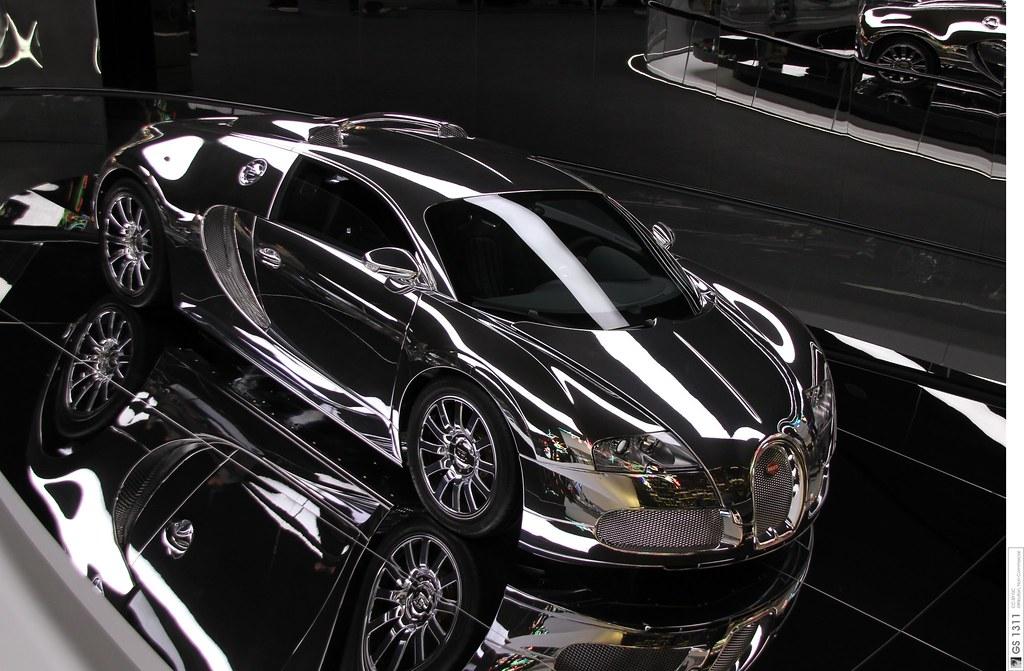 2008 bugatti veyron 16 4 mirrored verspiegelt 05 flickr. Black Bedroom Furniture Sets. Home Design Ideas
