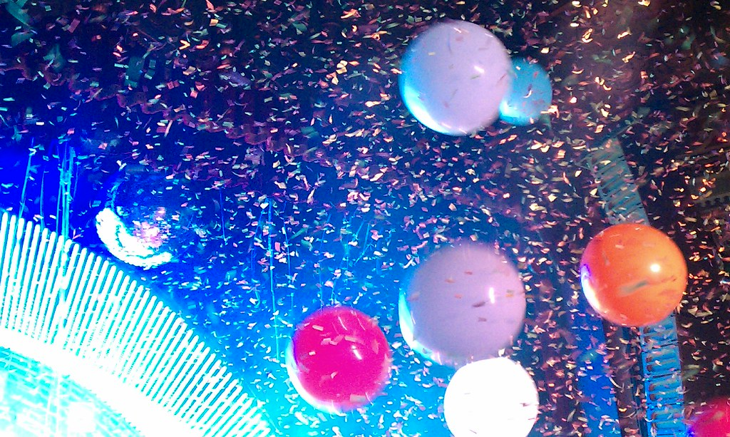 Confetti and balloons michael wiggins flickr