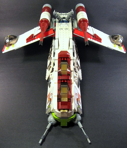 7676 Republic Attack Gunship | by fbtb