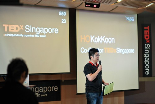 3d Exhibition Designer Jobs In Singapore : Co curator kok koon tedxsingapore s th idea event