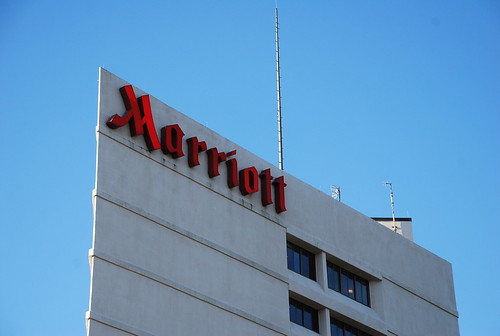 Marriott hotels and porn
