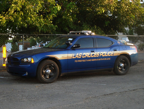 las cruces nm police department dodge charger new
