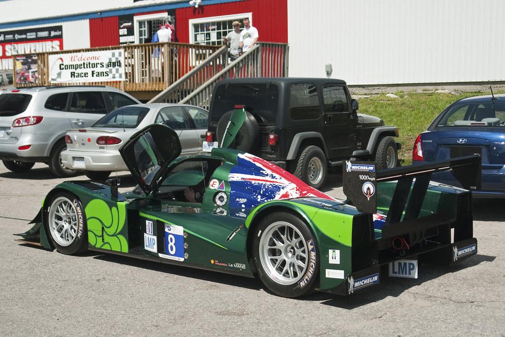 Photo Lola B09 60 Judd Team Drayson Racing