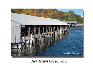 Henderson Harbor N.Y.1 | by D.L.D.