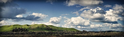 South of Whangarei Clouds | by M Francis McCarthy