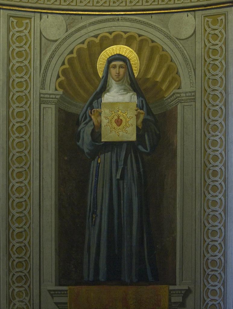 Saint Margaret Mary Alacoque Details