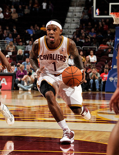 Daniel Gibson Drives | by Cavs History