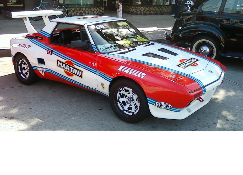Fiat X19 Racing >> George Jorge Aspron Martini x19 x1/9 racing dallara xweb i… | Flickr