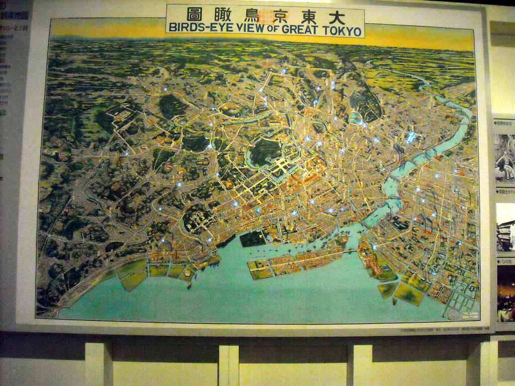 DSCN3514 An interactive map of Meiji