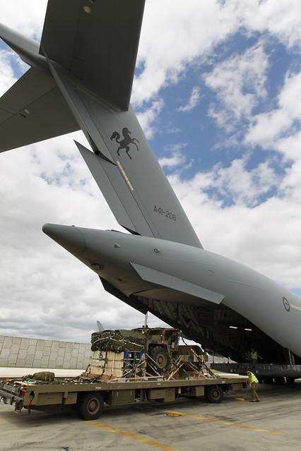 176 Air Dispatch Squadron - Defence Video Portal