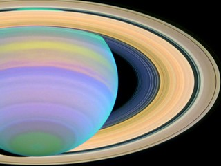 Ultraviolet Saturn (NASA, Hubble, 2003) | by NASA's Marshall Space Flight Center