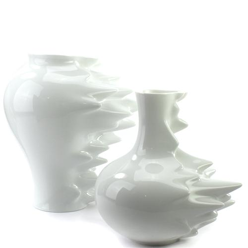 Rosenthal 10 In Fast Vase Fast Vase Made Of White Glazed Flickr