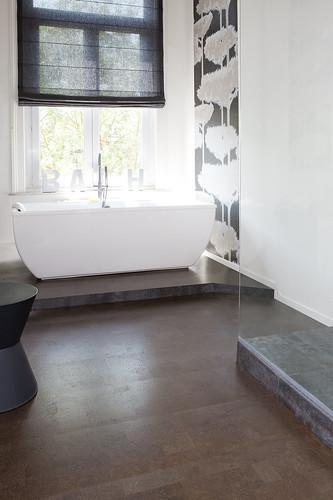 Cork Flooring Bathroom The Options For Cork Flooring In N Flickr