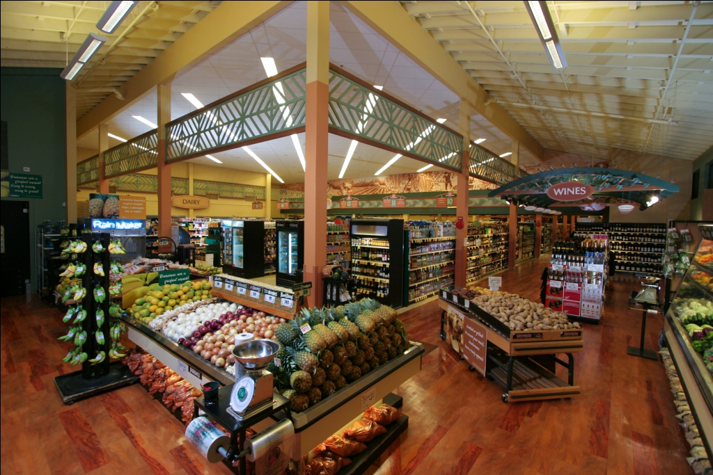 interior grocery store decor supermarket interior upgrad