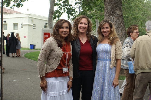 Staff Enjoing Graduation | by California State University Channel Islands