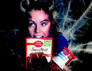 Betty Crocker Devils Food Cake Syns
