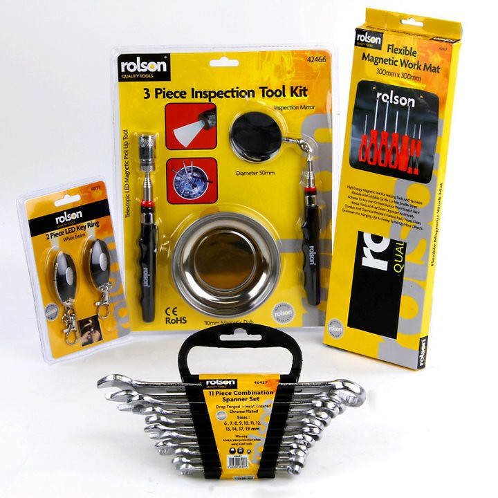 Rolson Inspection Tool Kit Euro Car Parts Tag Like To Flickr