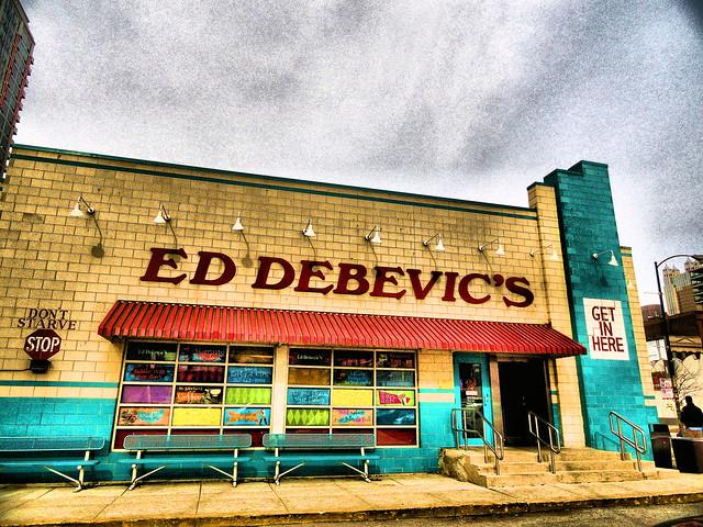 Ed Debevic S Restaurant Chicago