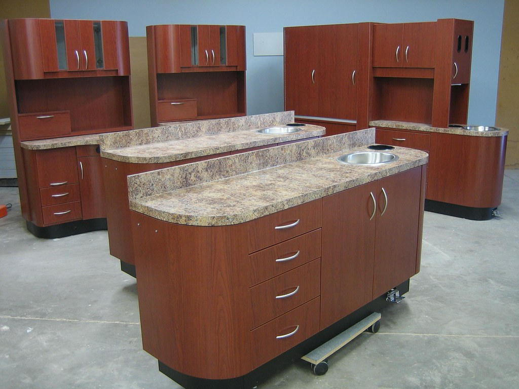 Select cherry butterum granite millennium asc 1000 for Granite countertop support requirements