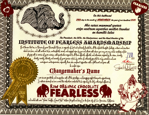 F_Award_Sample | by fearlesschocolate