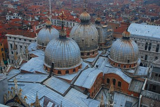 View of San Marco domes | by stickychopsticks