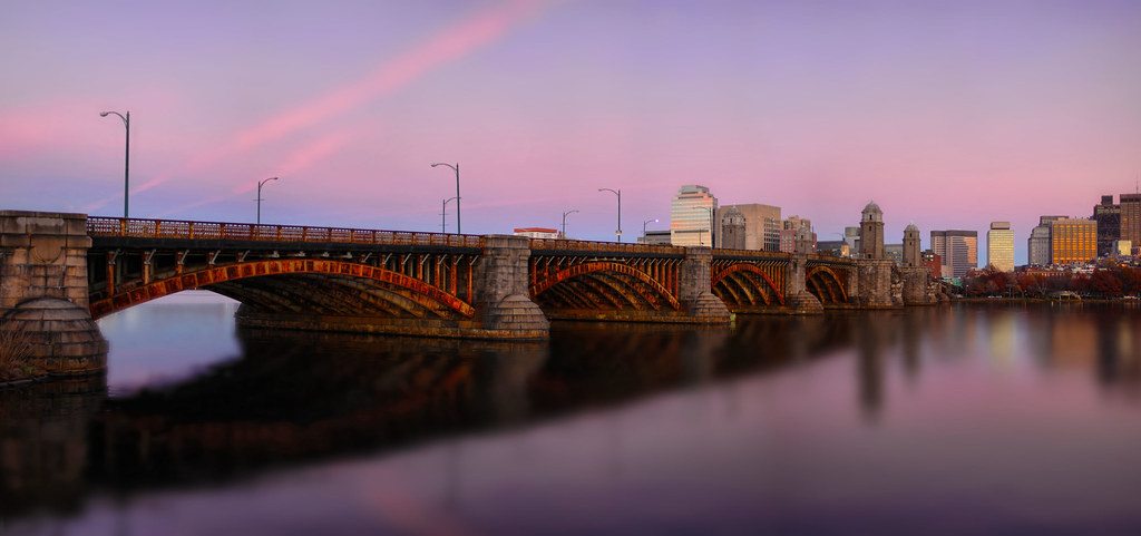 Charles River Cambridge MA