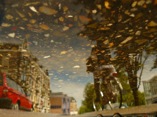 ...Puddle... | by AmsterSam - The Wicked Reflectah