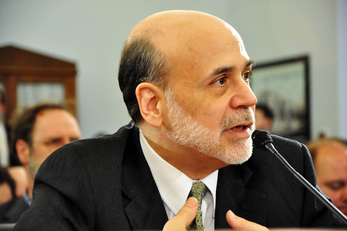 Bernanke presents state of the economy | by Medill DC