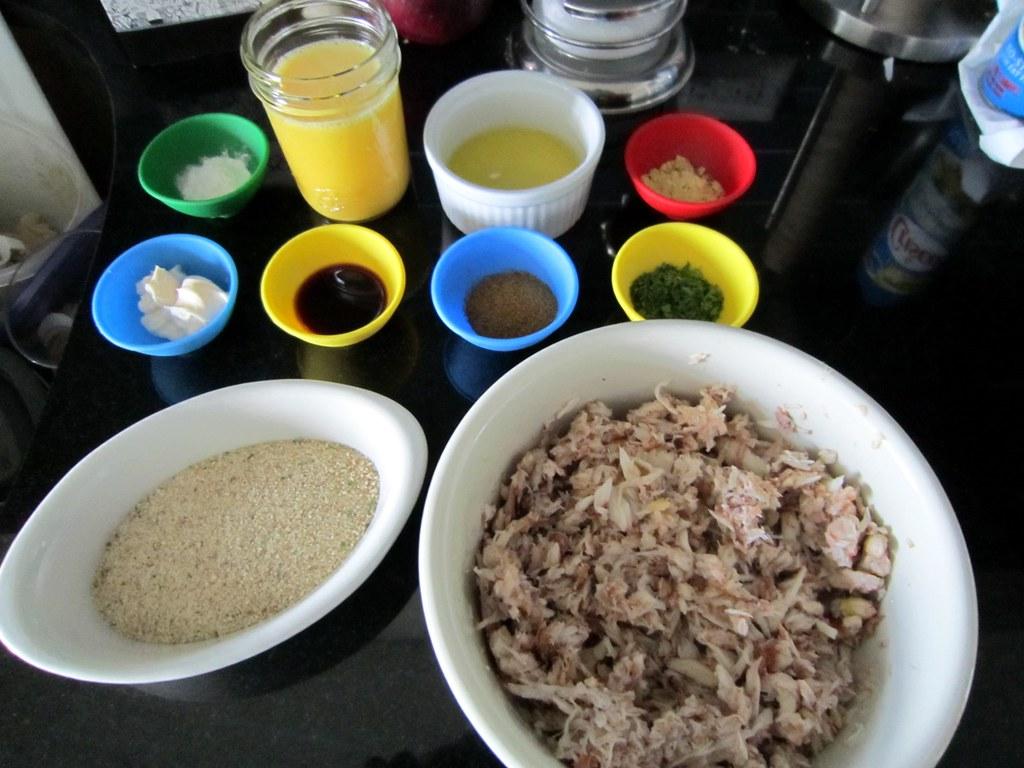 Maryland Style Crab Cake Recipe