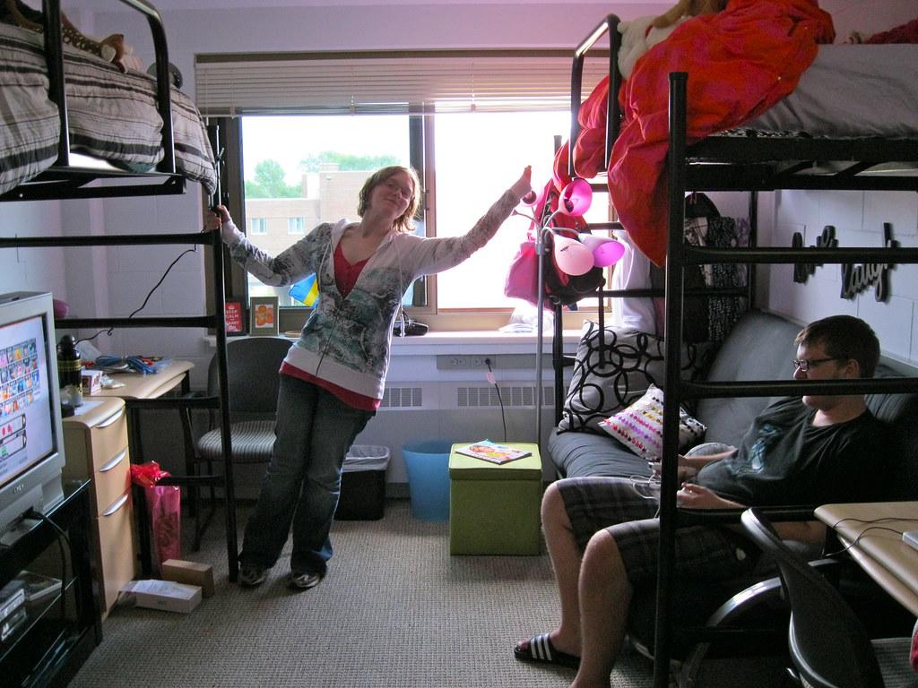 Best Dorm Rooms In California