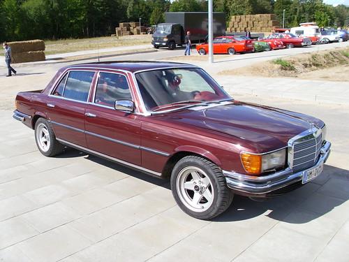 Mercedes benz w116 450 sel 6 9 1979 3 hamburg for Mercedes benz 450 sel 6 9