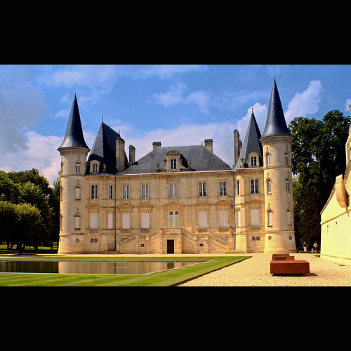Château Pichon Longueville Baron | by Spinool