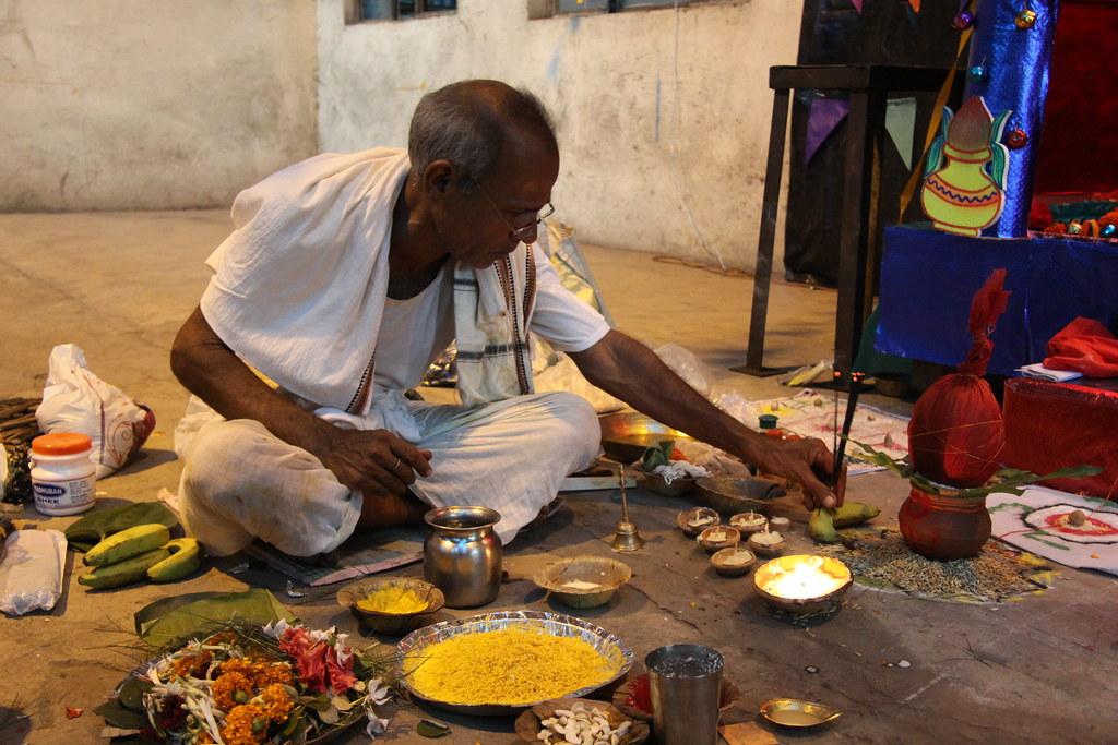 Vishwakarma Puja in 2010 Vishwakarma Puja 5