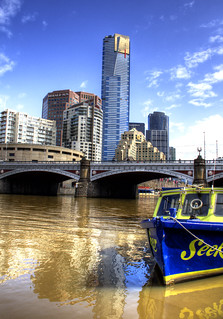 Yarra River and South Bank | by AdamSelwood