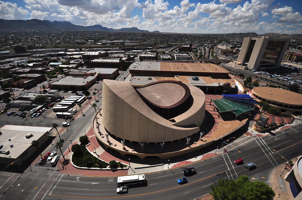 Abraham Chavez Theater El Paso Tx Secret5468 Flickr