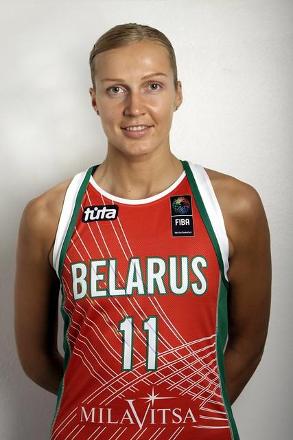 Yelena LEUCHANKA  Belarus Yelena Leuchanka