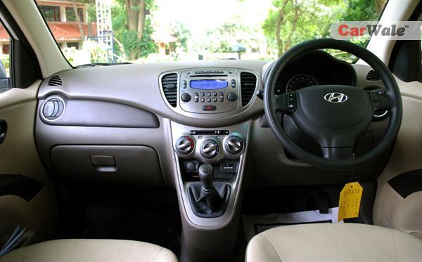 Interior - Hyundai i10 Sportz 1.2   The new interior colour …   Flickr