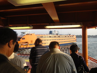 On the Staten Island Ferry | by Tim Rodenberg