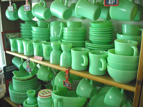 fireking jadeite collection* | by ilovehesby