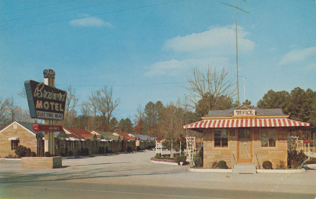 Brainerd Motel - Chattanooga, Tennessee