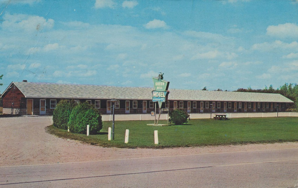 Green Mill Motel - Manton, Michigan