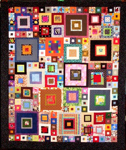 T-The Square Family Reunion | by Linda Rotz Miller Quilts & Quilt Tops